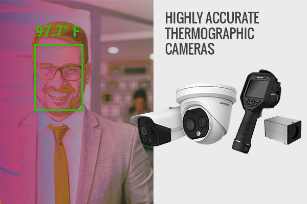Detect Temperatures at the Door: Hikvision's Highly Accurate Thermographic Cameras - Computers Nationwide